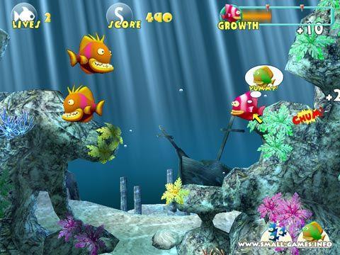 скачать игру рыбка обжора полная версия - фото 3