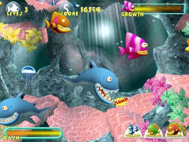 скачать игру рыбка обжора полная версия - фото 8
