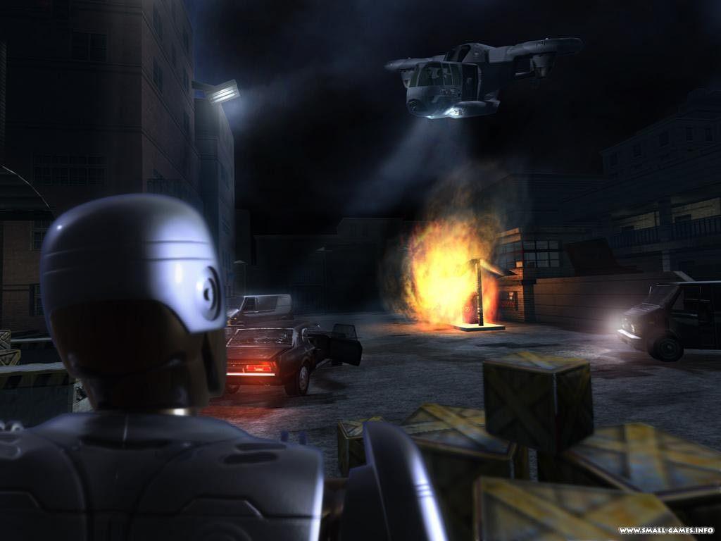 игры робокоп скачать через торрент - фото 11