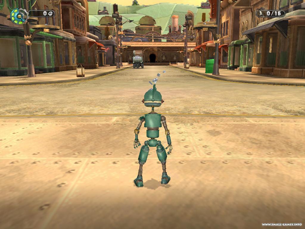 Robots игра скачать