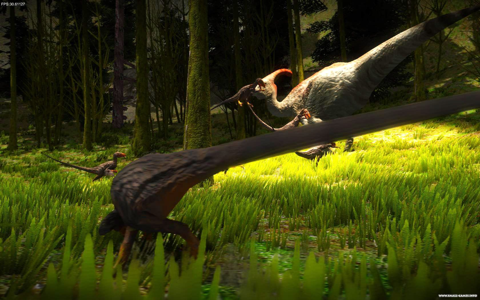 Игра thehunter primal (2015) / хантер примал охота на динозавров.