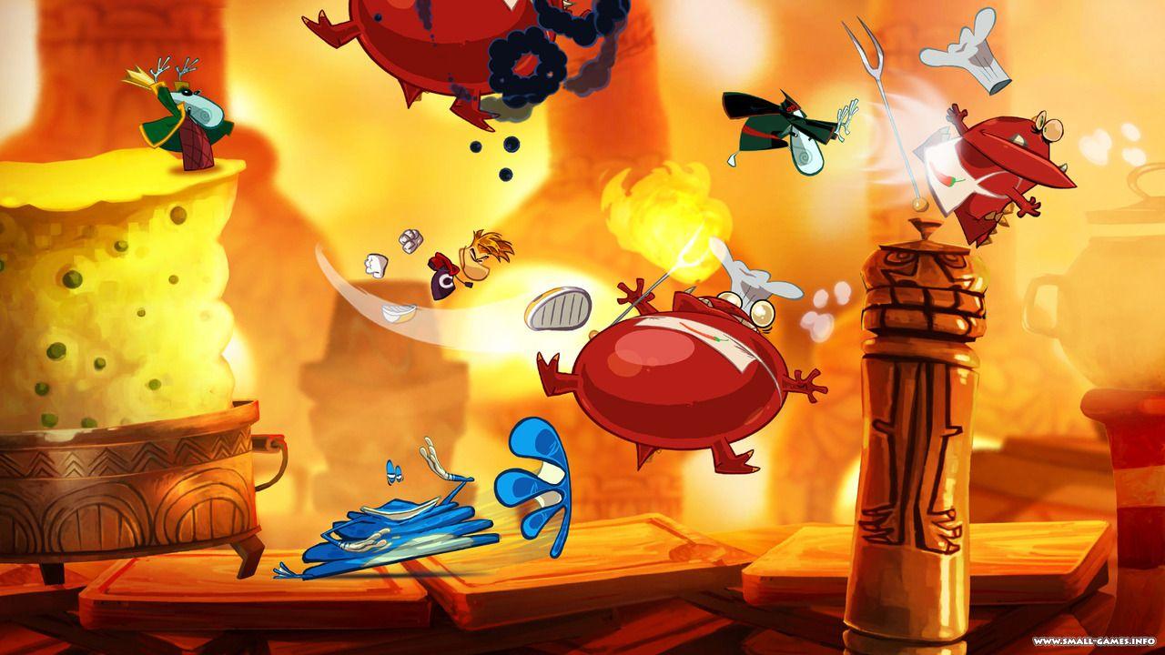 Rayman Origins.v 1.0.32504.1.02 Скачать