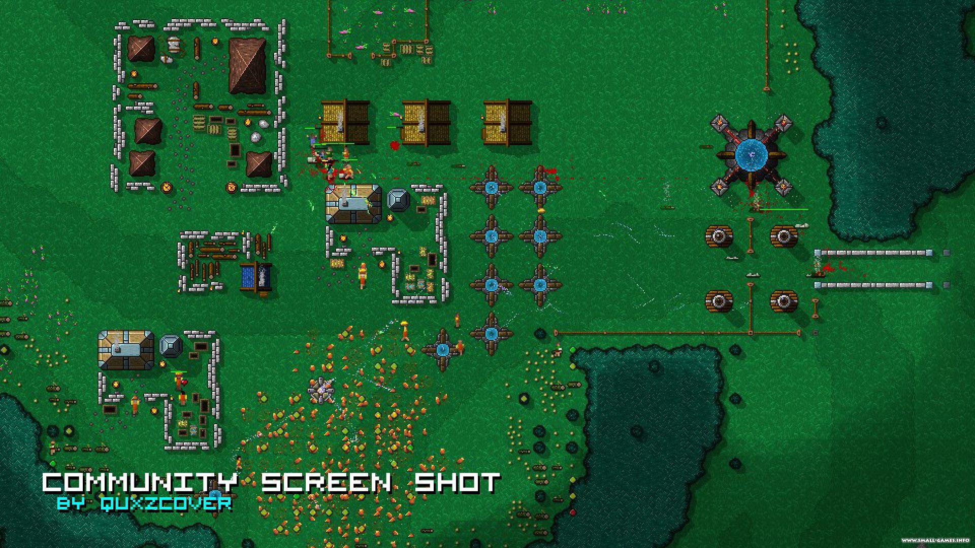 Retro-pixel castles free download (indev 21) « igggames.