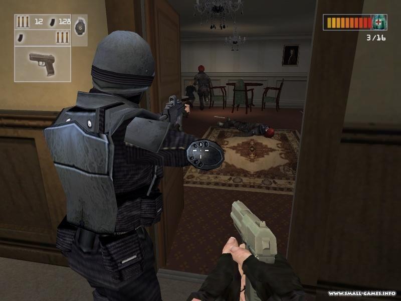 Играть в игры стрелялки против террористов