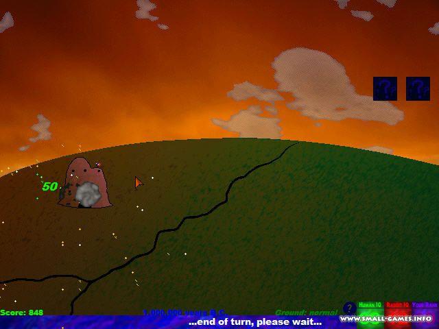 Песочница бога 2 играть о