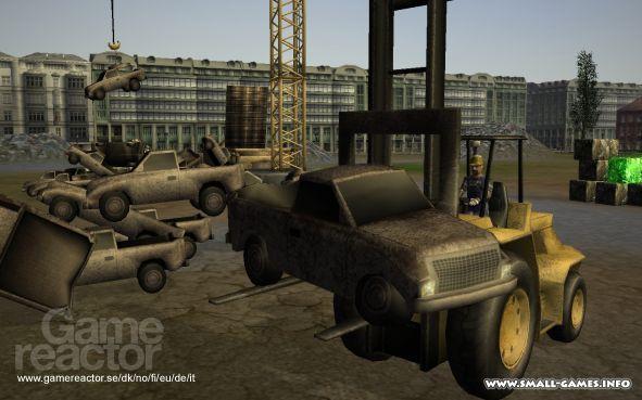 Schrottplatz simulator 2011 скачать торрент