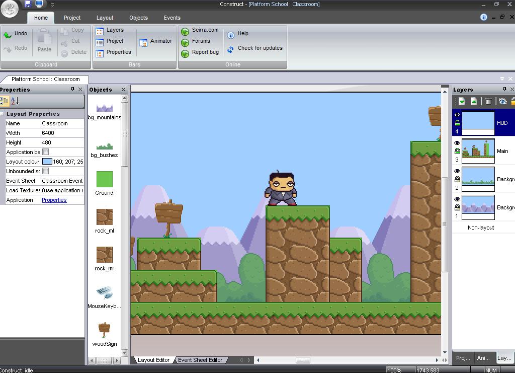 Скачать программа для создания игры для андроида » цхерекха. Ру.