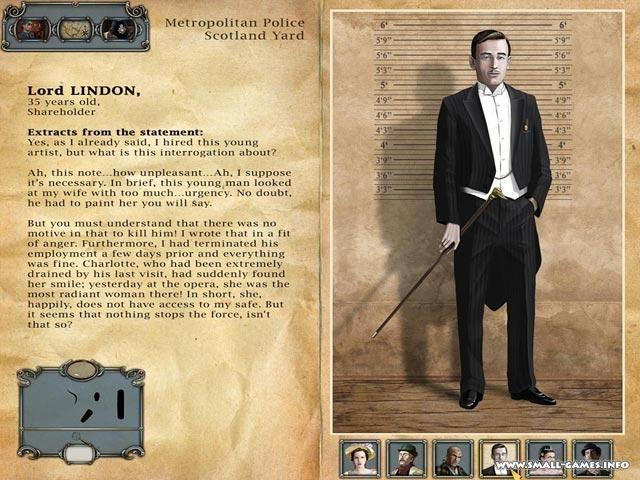 Игра Приключения Шерлока Холмса Тайна