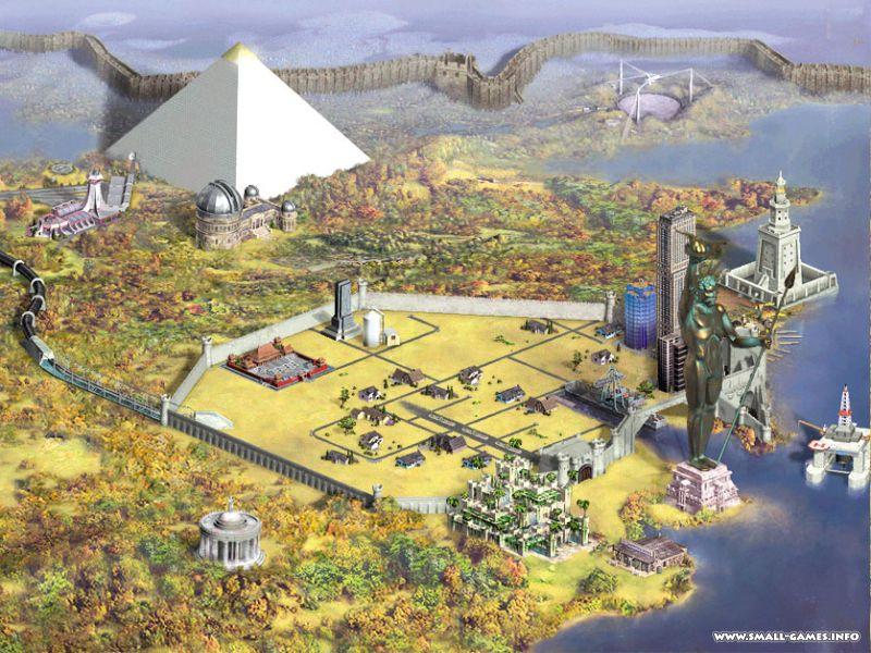 Скачать цивилизация 3 одним файлом