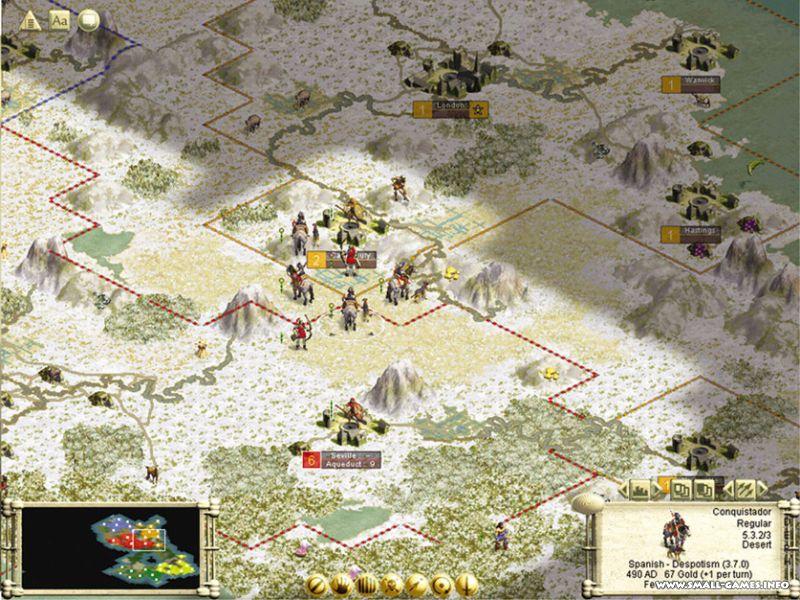 игра цивилизация 3 скачать - фото 10