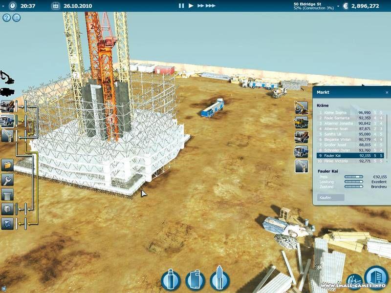 симулятор строительства скачать торрент