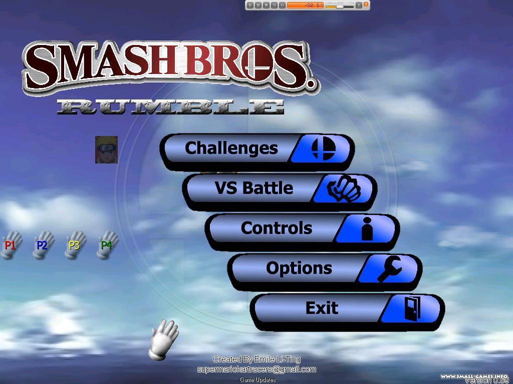 скачать игру Naruto Smashbros Rumble - фото 3