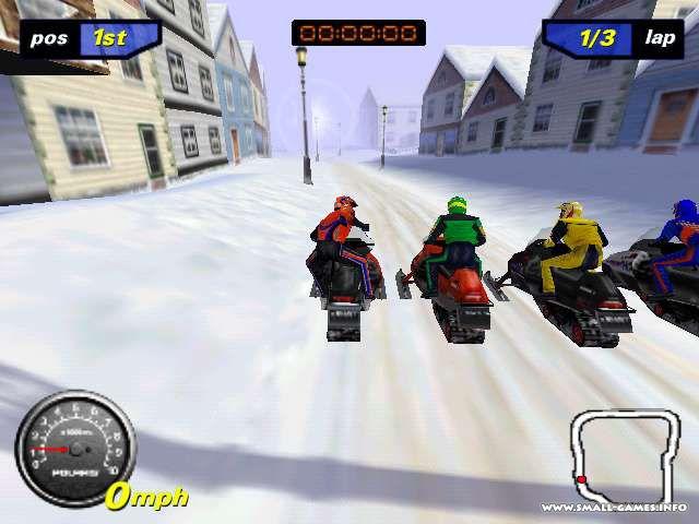 Играть гонки снегоходы онлайн рпг игры 2015 не онлайн