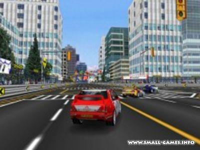 Snow Rally City Stage - Отличные 3д гонки+ Отличная 3D графика + Автомобили