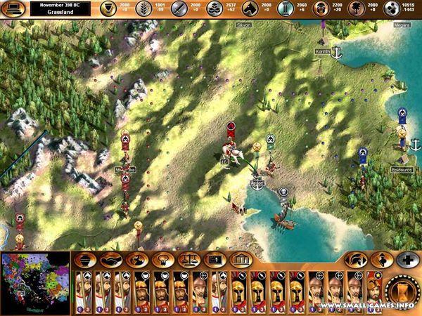 Игра спарта: война империй / sparta: war of empires (2015) скачать.