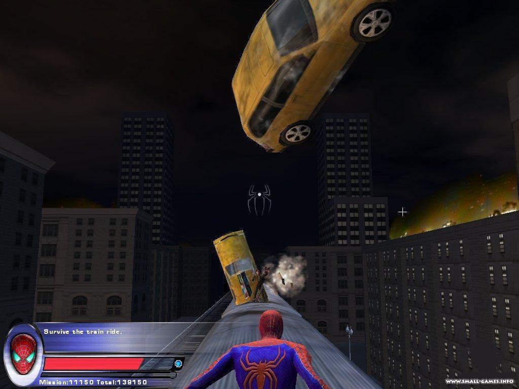 игра скачать человек паук 2 через торрент - фото 10