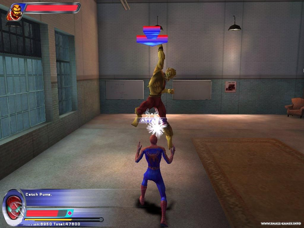 Игры Человек-паук онлайн бесплатно (Spider-man