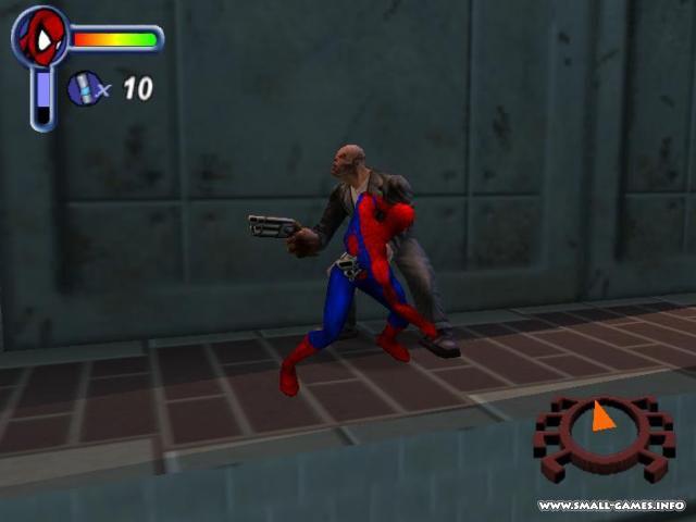Скачать игру spider man человек паук