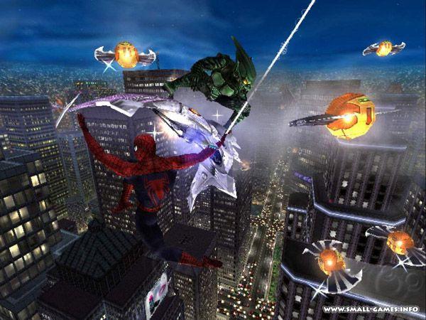 Скачать Игру Человек Паук Movie - фото 10