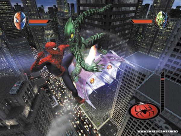Скачать Игру Человек Паук Movie - фото 9