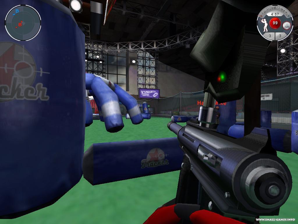 Скачать игру paintball 2 на компьютер