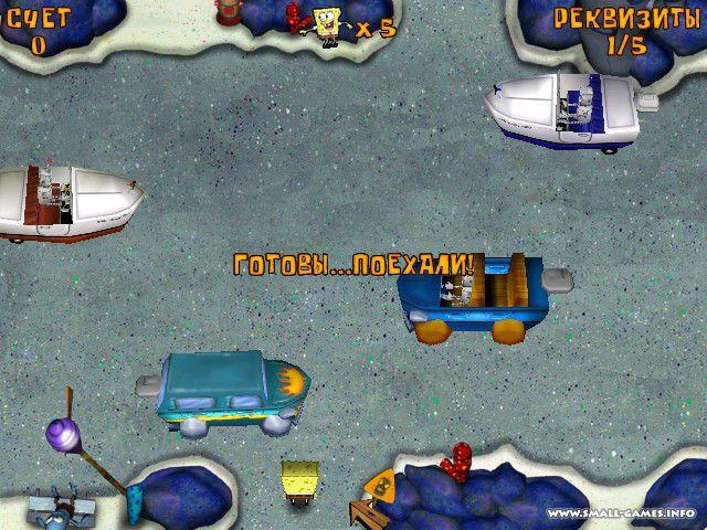 Игры для губка боб спасает бикини боттом сериал классная школа бигсинема