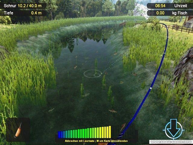 Скачать игры на компьютер рыбалки