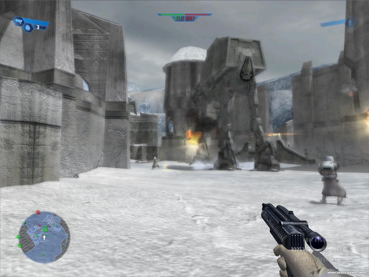 Скачать игру звездные войны батлфронт 3