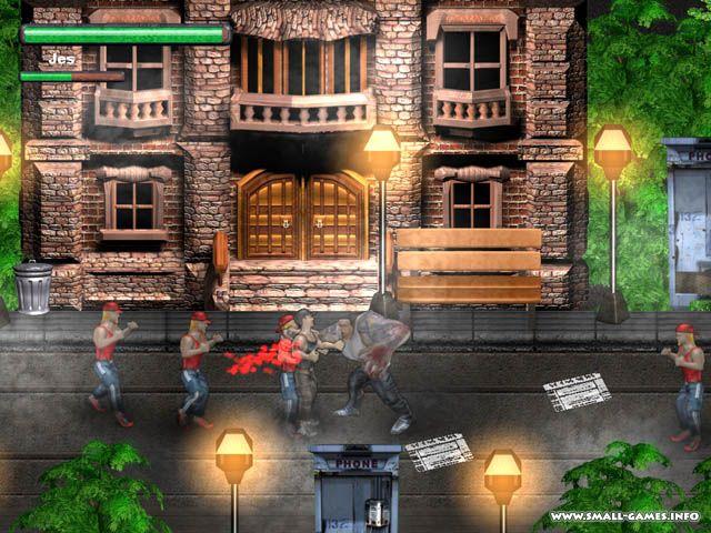 Street Karate2 (PC/ENG/FINAL)