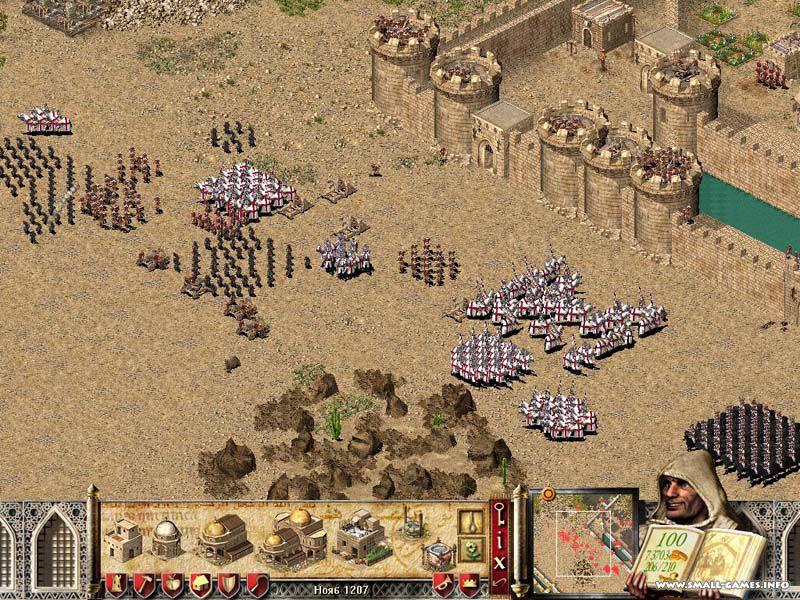 Stronghold, stronghold crusader: скачать игру стронгхолд, смотреть.