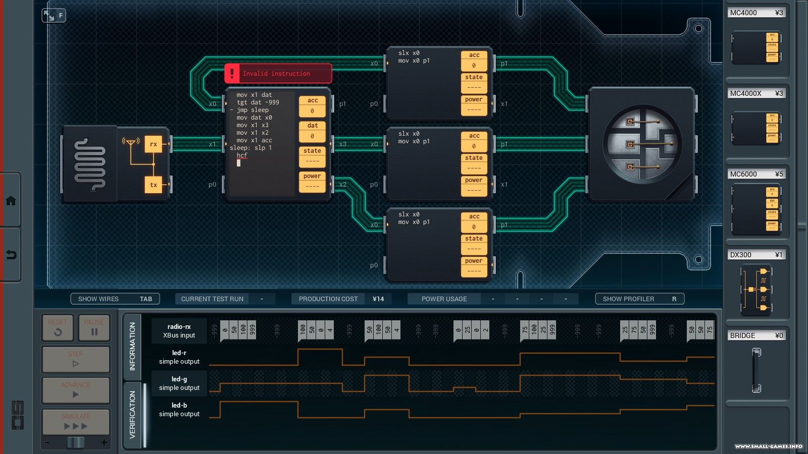 SHENZHEN I/O v1.4 / + GOG - торрент, скачать полную версию