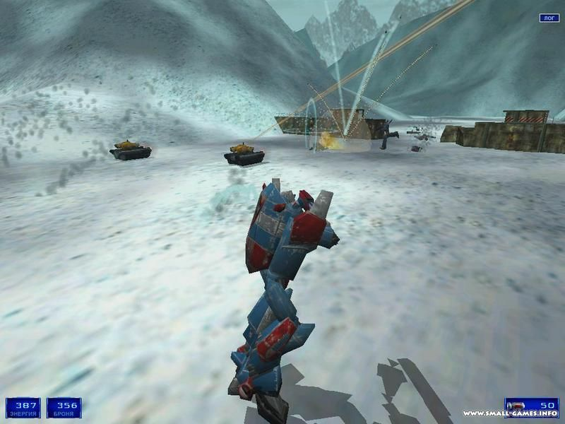Игры про роботов скачать через торрент на пк.