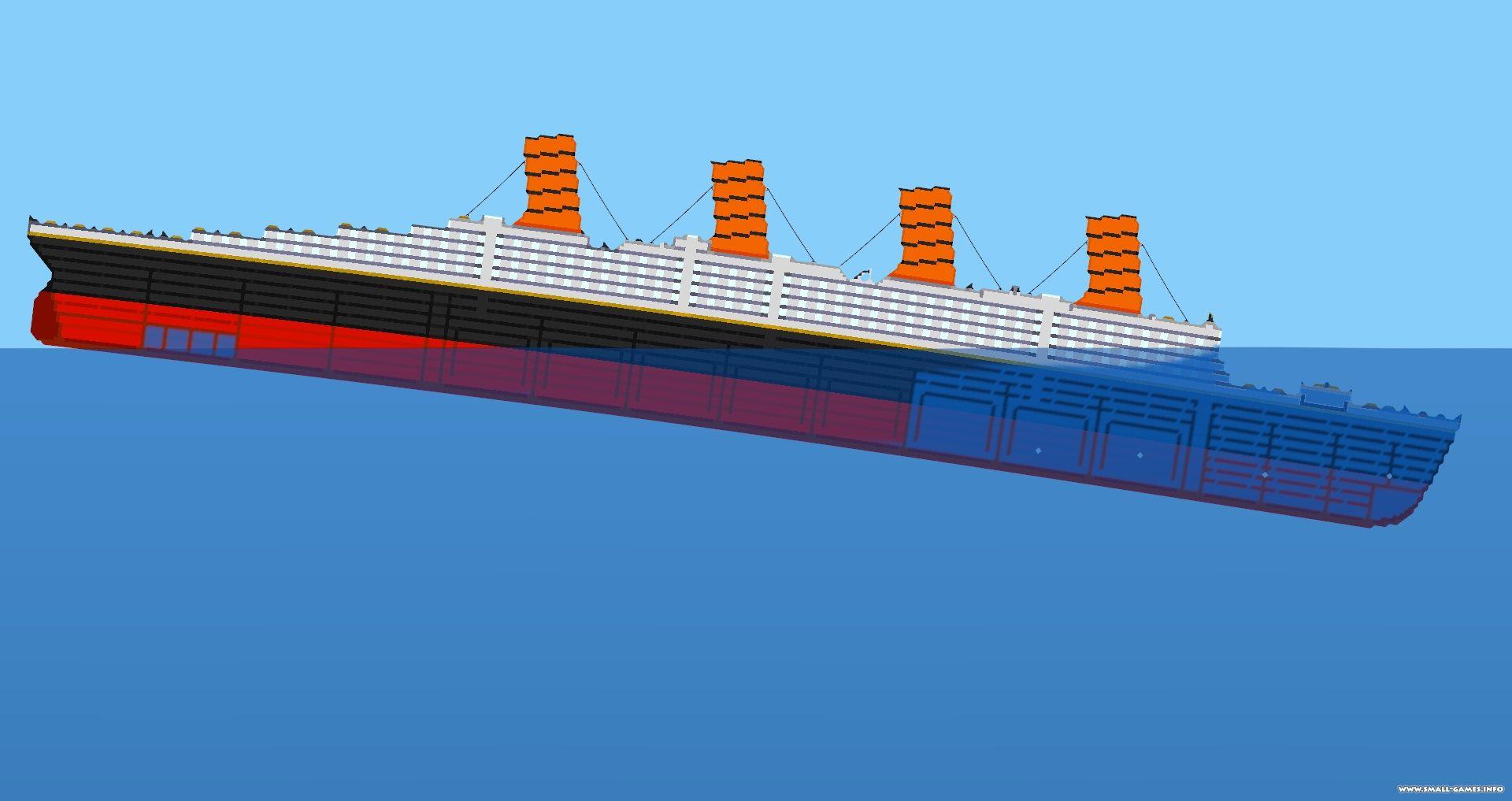 Скачать симулятор тонущего корабля через торрент