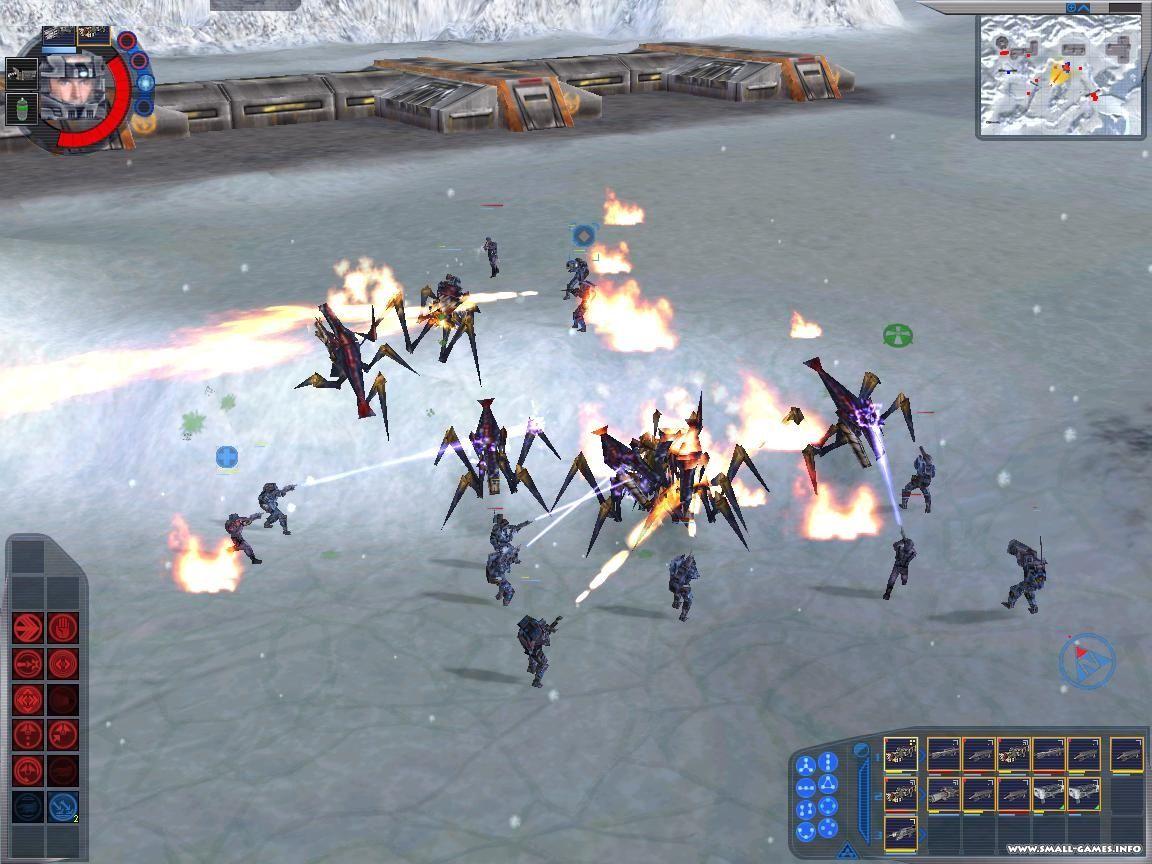 Starship troopers 2 игра скачать торрент механики prakard.