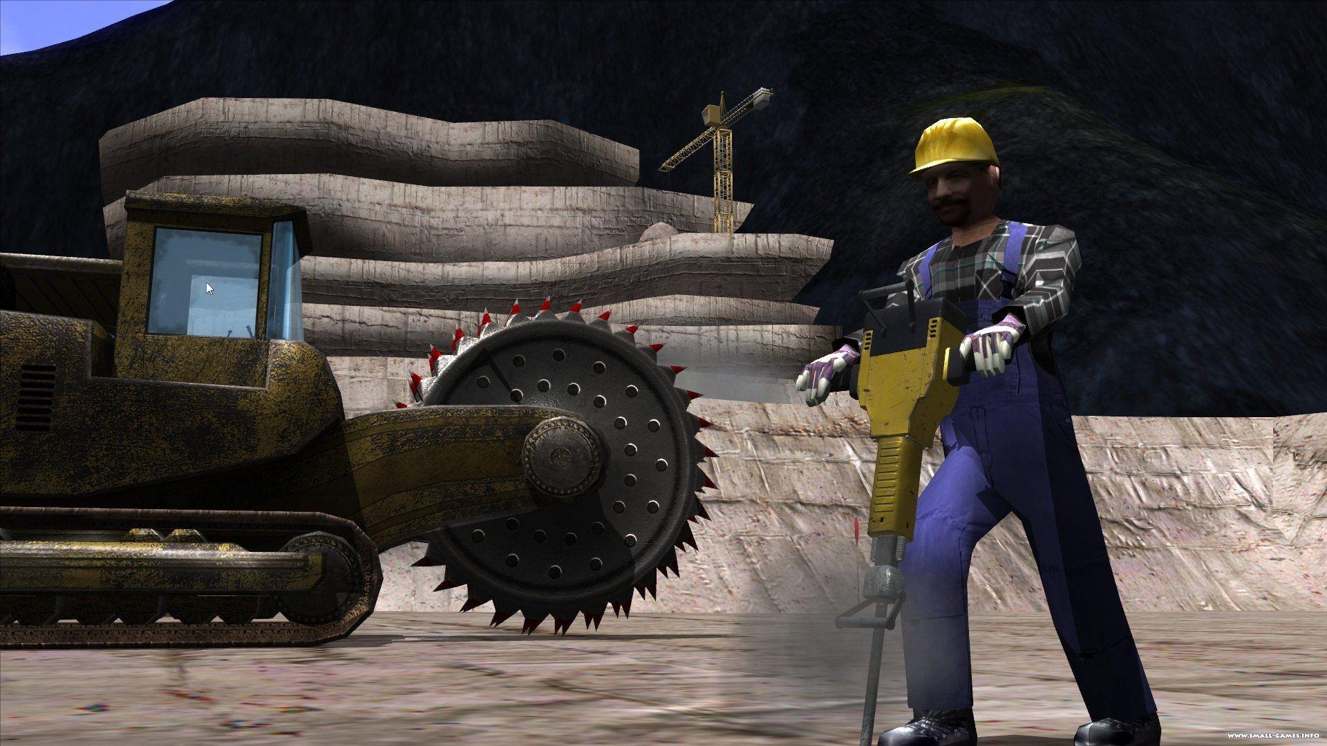 Скачать через торрент симулятор шахтера