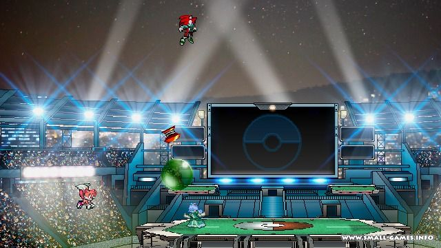 Super Smash Flash 2 v1 0 2 [Beta] - торрент, скачать