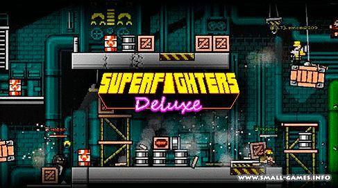 скачать игру Superfighters Deluxe - фото 4