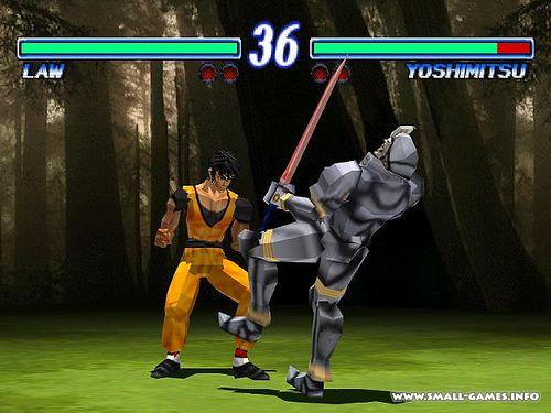 игра Tekken 2 скачать - фото 3
