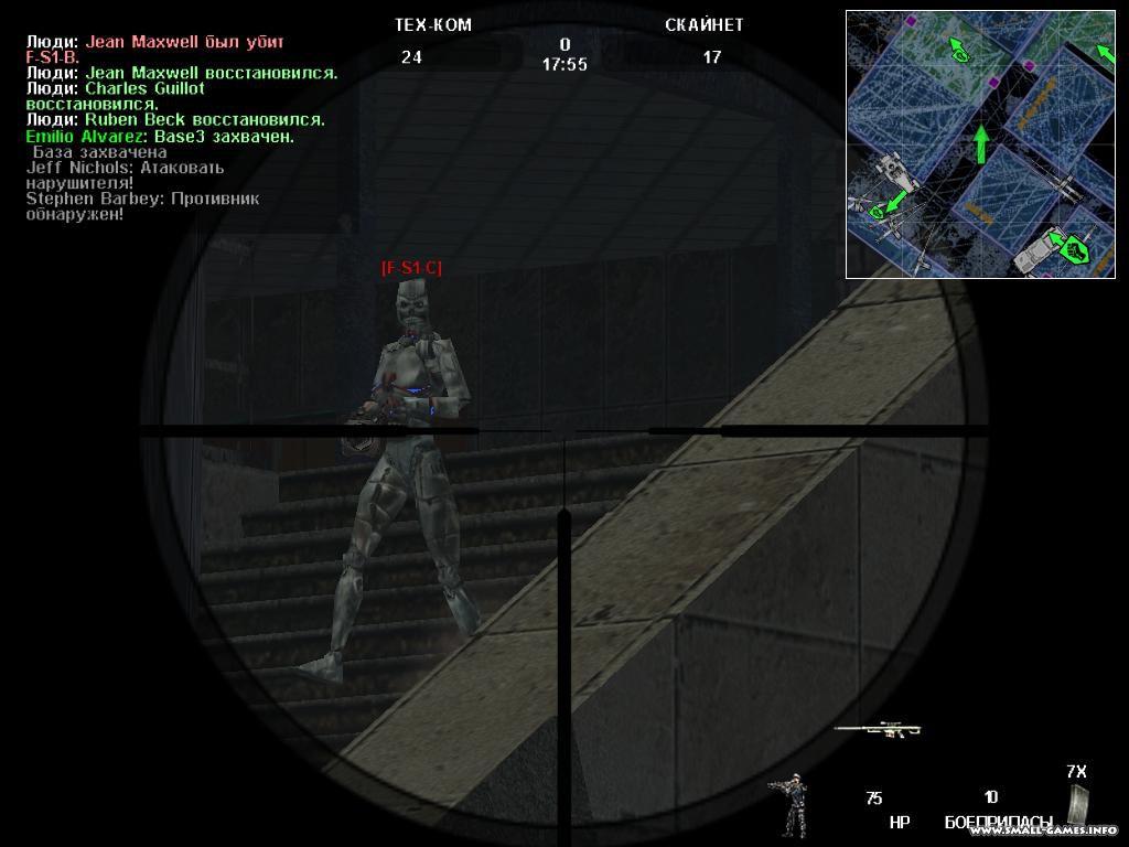 Скачать Игру Терминатор 3 Через Торрент На Компьютер Бесплатно