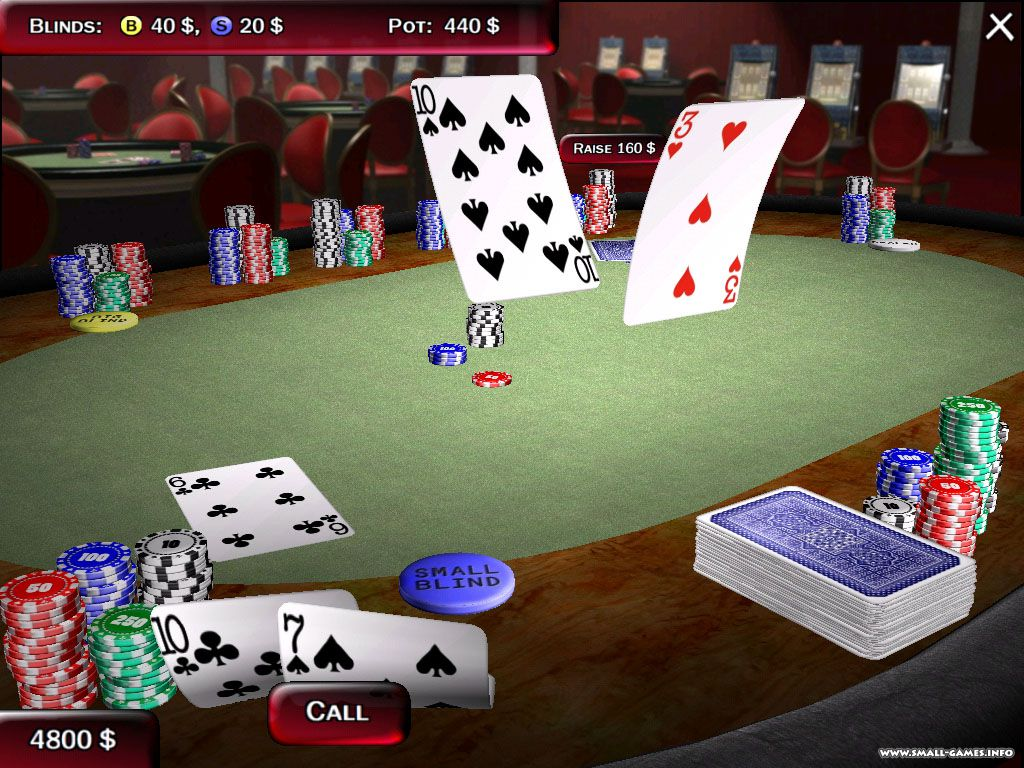 Minimum bet in no limit holdem