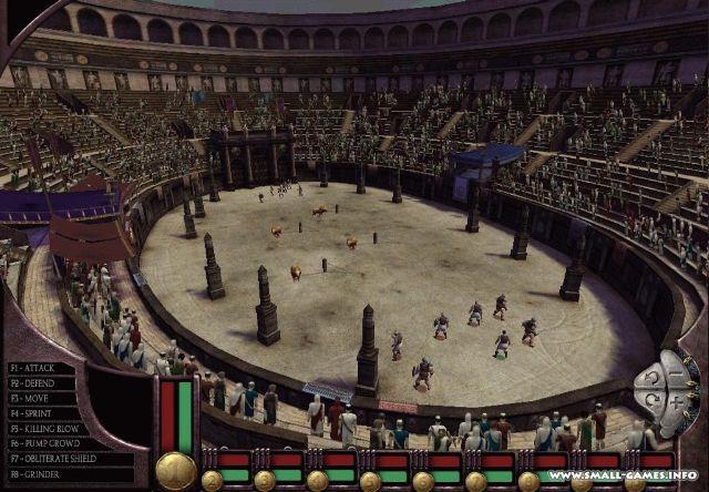 Игру Гладиаторы Рима