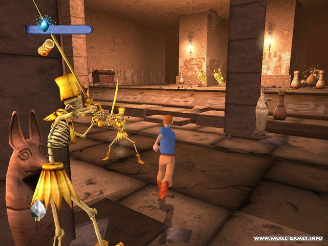 игра мумия скачать торрент на компьютер