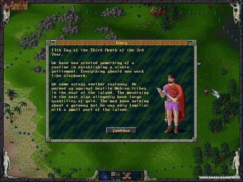 скачать игру поселенцы на компьютер