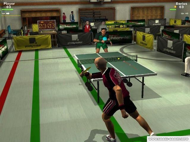 Скачать мини игру на компьютер теннис