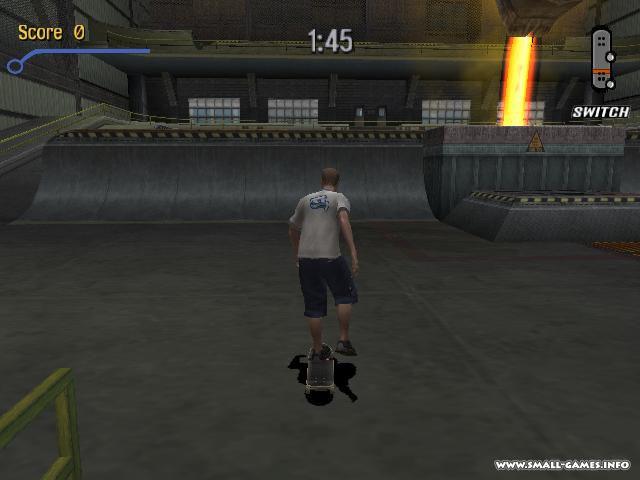 Игру Tony Hawk S