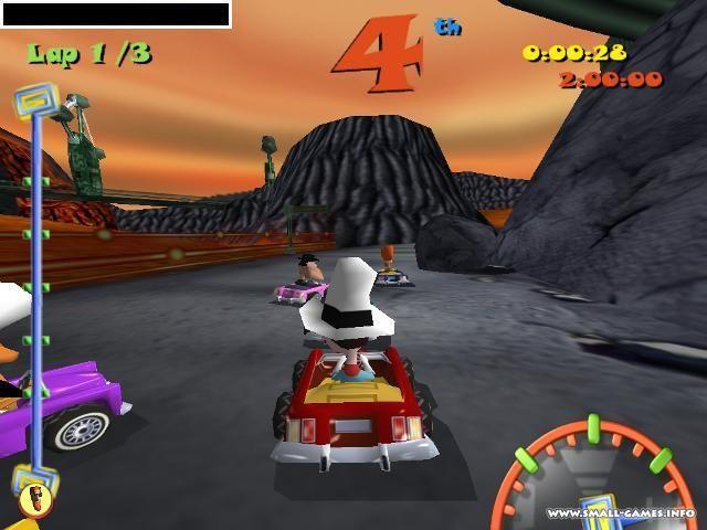 Toon Car/Большие гонки (2001)