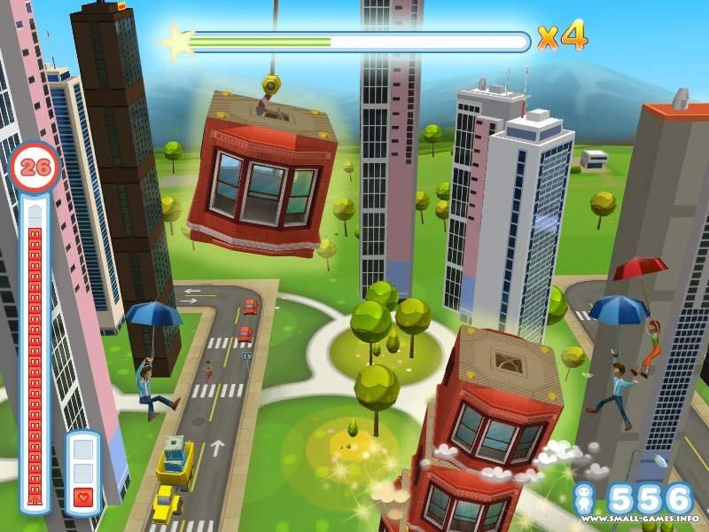 Скачать на компьютер tower bloxx 3d deluxe