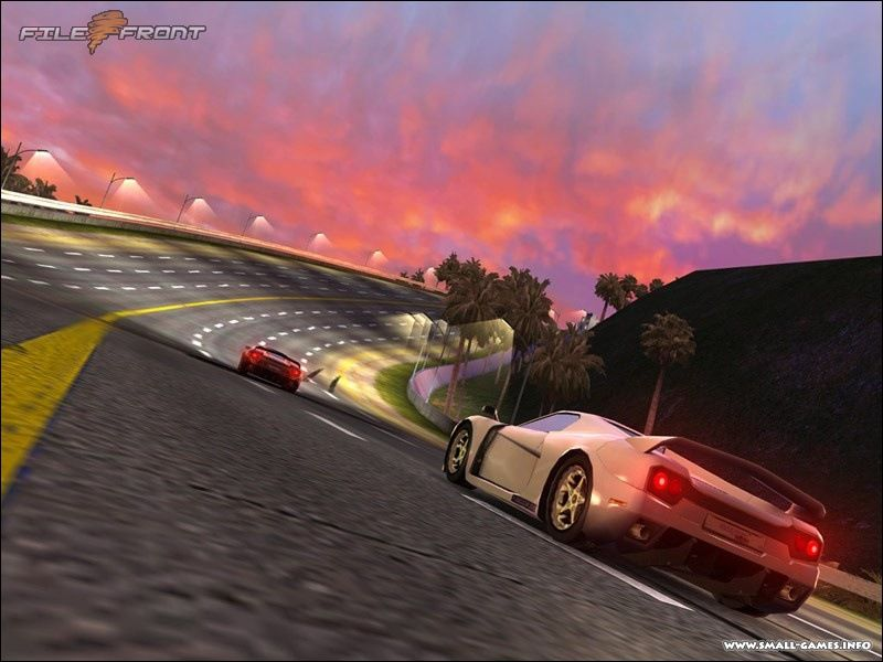 TrackMania Sunrise Overview