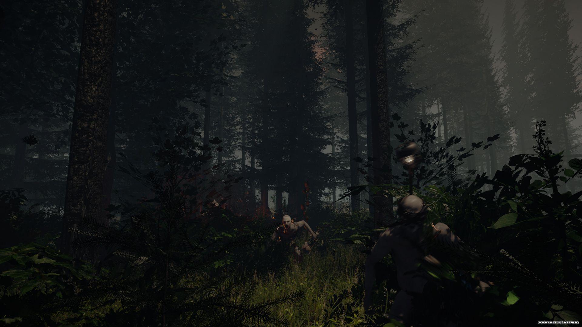 Скачать игру the forest последнюю версию на пк