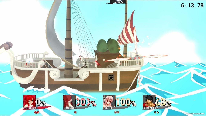Naruto shippuden: ultimate ninja storm generations - скриншоты